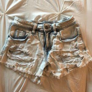 Mossimo High Waisted Shorts
